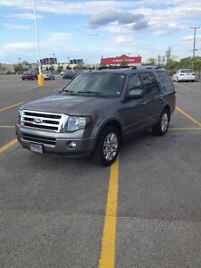 2011 Ford Expedition LIMITED VUS AVEC GARANTIE PREMUIM FORD