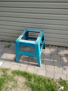 Contractors Table Saw Base