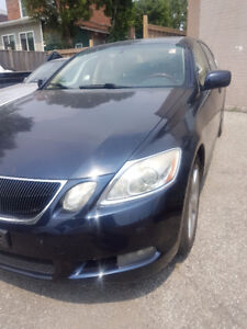 2006 Lexus GS 430 4DR Perfect Condition!!
