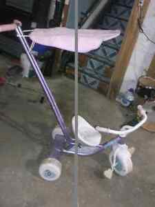 PRINCESS TRICYCLE FOR SALE