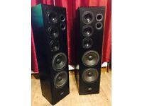 Eltax C-205 Floor standing speakers