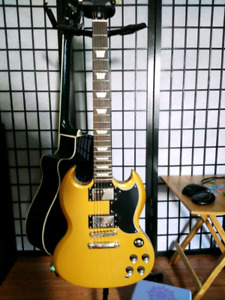 Epiphone SG to Trade for Bass