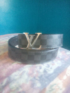 LV LOUIS VUITTON belt