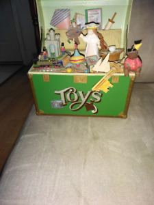 1966 Musical Toy Chest