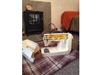 Singer Starlet sewing machine vintage Jones antique