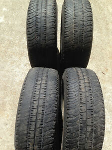 Ford Explorer rims and tires