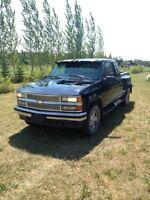 1997 Chevrolet 1500 Z71 Flare Side