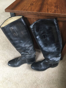 Riding boots/English