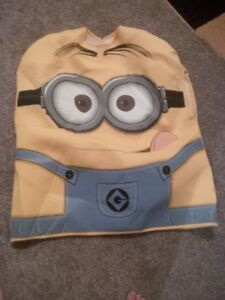 Minion Halloween Costume One size