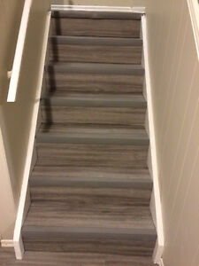 BEST PRICES FOR supply and install flooring Residential and Comm Edmonton Edmonton Area image 6