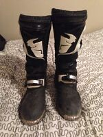 SIZE 9 Thor Dirtbike Boots