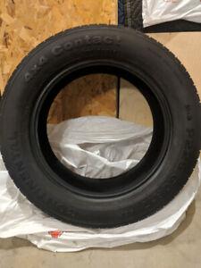 Continental 4x4 Contact All-Season Tires (225/60R17)