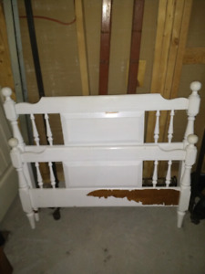 Twin bed frames