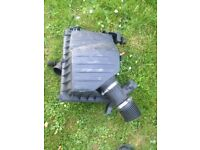 Corsa c 2005 1.2 twinport z12xep air box with mass sencer works perfect 07594145438