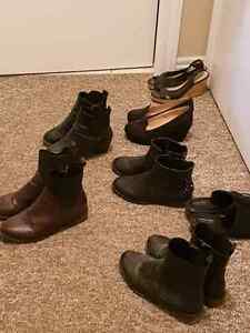 Shoe lot for sale 8w... not selling separately  Peterborough Peterborough Area image 1