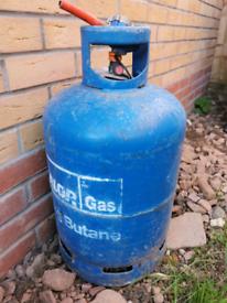 Gas bottle for sale 15kg