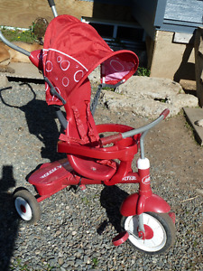 Radio Flyer 4-in-1 Stroller/Bicycle