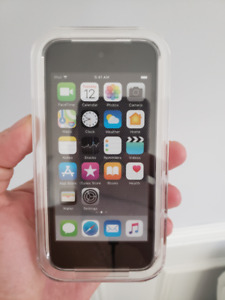 Apple iPod touch 6th Generation 32GB - Space Grey (NEW)