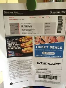 Machine gun Kelly ticket