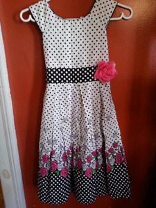 Spring Dress size 12 girls by Marc & Maddie