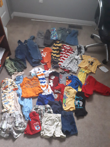 Baby boy size 6-12 month lot