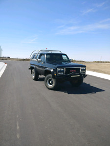 1990 square body K5 Jimmy for sale