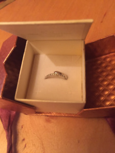 Bague 18 carat made in Italy