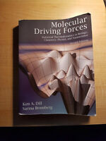 Molecular Driving Forces - Second Edition