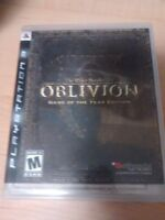 The Elder Scrolls IV Oblivion GOTY (PS3)