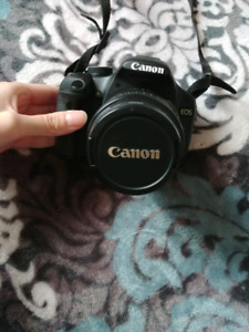 Canon Rebel T1,  lenses and accessories