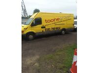 Iveco daily 2.3 16v ( breaking full vehicle for parts)