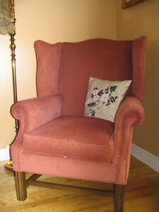 Chair by Barrymore Furniture: Appraised @$1200 +many more items!