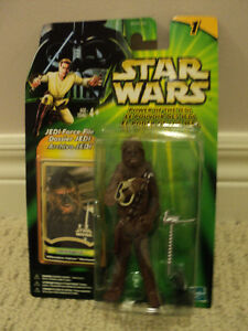 Star Wars Chewbacca (Mechanic) figure *NEW IN BOX*