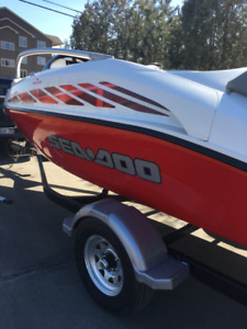 2006 Seadoo Speedster 200 Twin Rotax 215hp supercharged