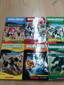 Bionacle Adventures- $20 for all