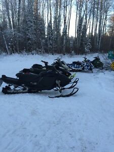07 ski doo summit 800