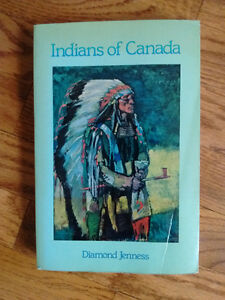 Indians of Canada by Diamond Jenness-University of Toronto Press