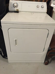 Whirlpool Large Capacity Washer & Dryer West Island Greater Montréal image 1