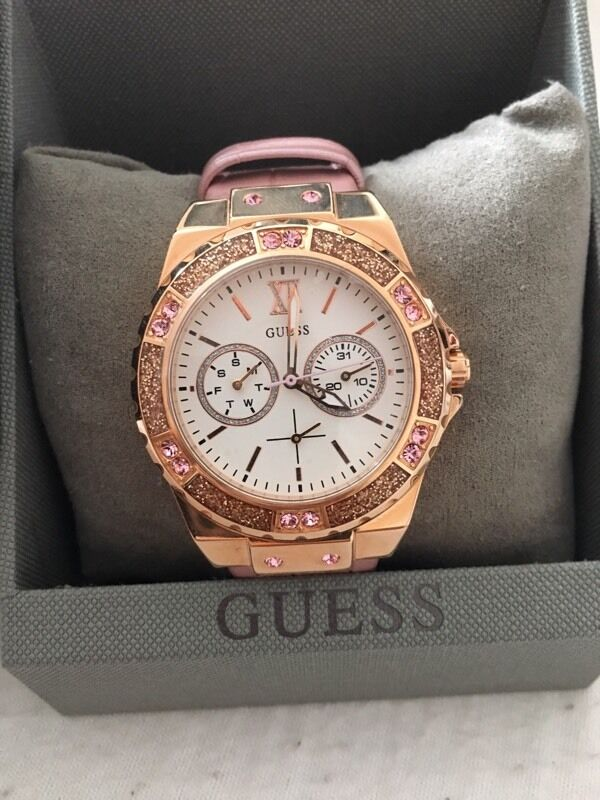 Guess Watch Women W0775L3 Brand New | in Bolton ...