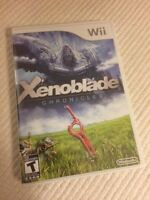 Xenoblade Chronicles Wii - rare find!