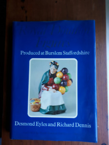Vintage Royal Doulton Books and Catalogues