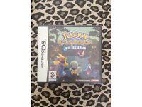 Pokemon ds game