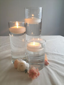 Wedding Event Centerpieces and Table Decor