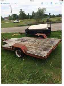 Utilty Trailer Kawartha Lakes Peterborough Area image 2