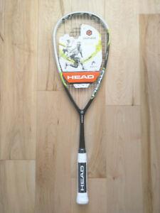 Head Graphene Cyano 115 Squash Racket (brand new)