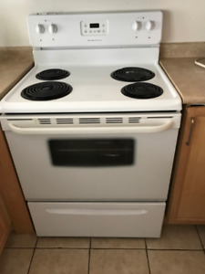 FREE Electric Stove!
