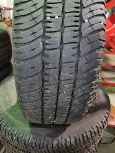 Used Michelin Tires 265/65/17