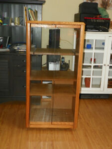 GAMING CONSOLE CABINET