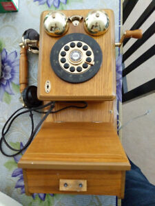 Vintage  Home Phone - Working - Rarely used.
