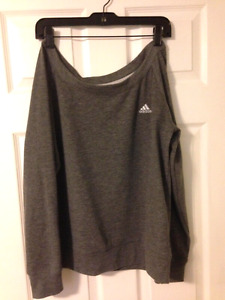 Cleaning out my Closet! Adidas sweater